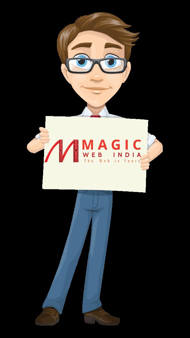 Magic Web India Banner